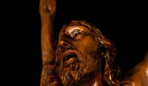 Kruzifix! Ein Michelangelo