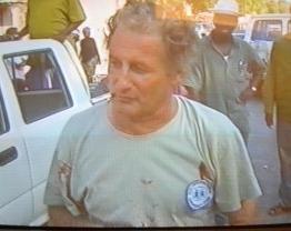 Der Italiener war als erster am Tatort in Mogadischu, Somalias Hauptstadt