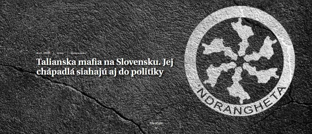 Zum Mord an Jan Kuciak und seiner Partnerin Martina Kusnirova