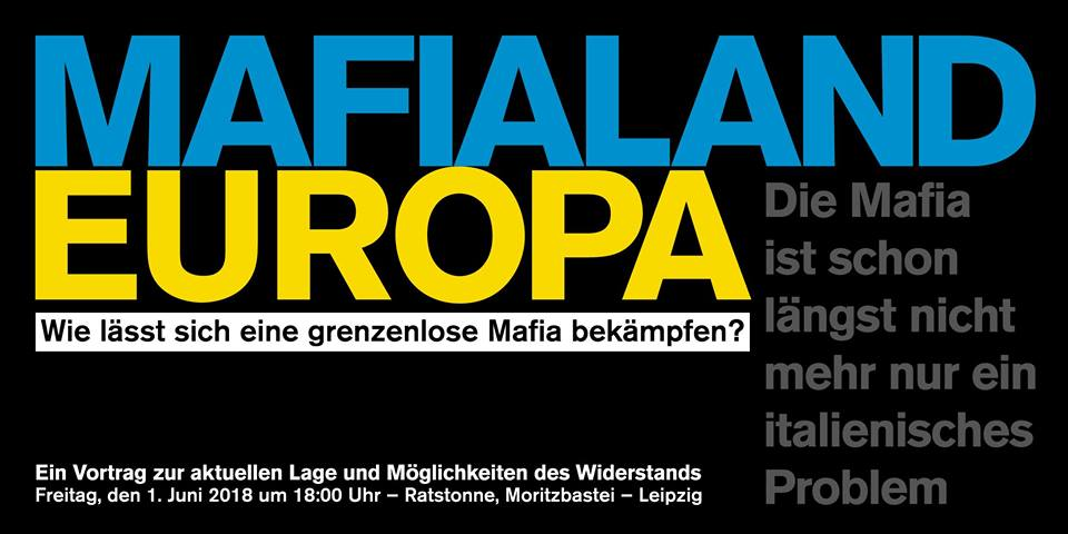 Leipzig, Mafialand Europa